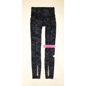 lululemon athletica Pants - Lulu Fast & Free Tights Fairisle Reflective Skinny